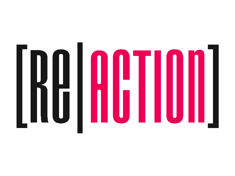 [re/Action] logo